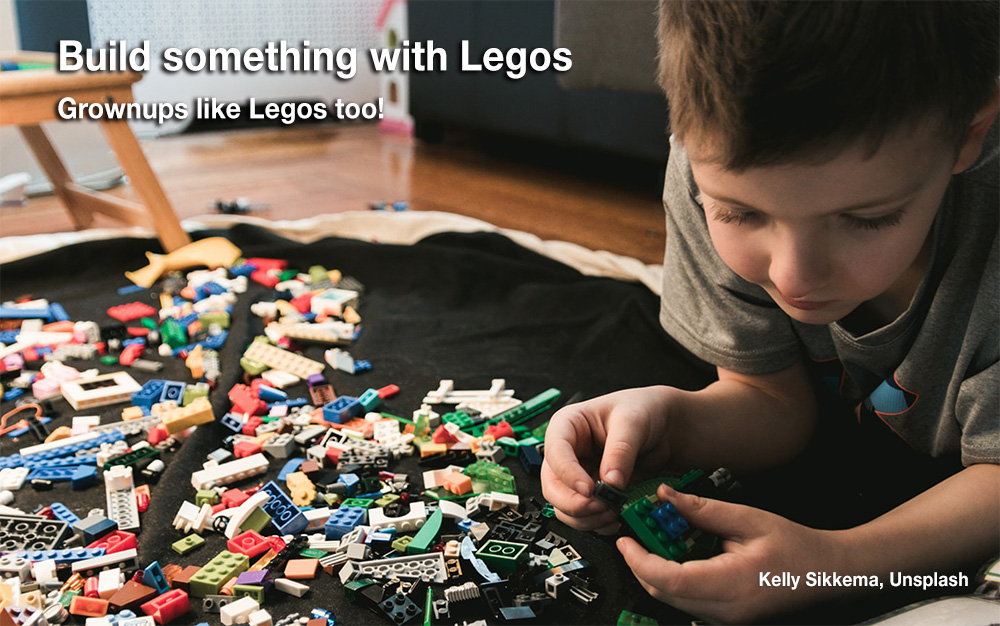 Build something with logos