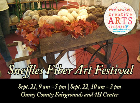 Sneffles Fiber Art Festival Ouray Colorado